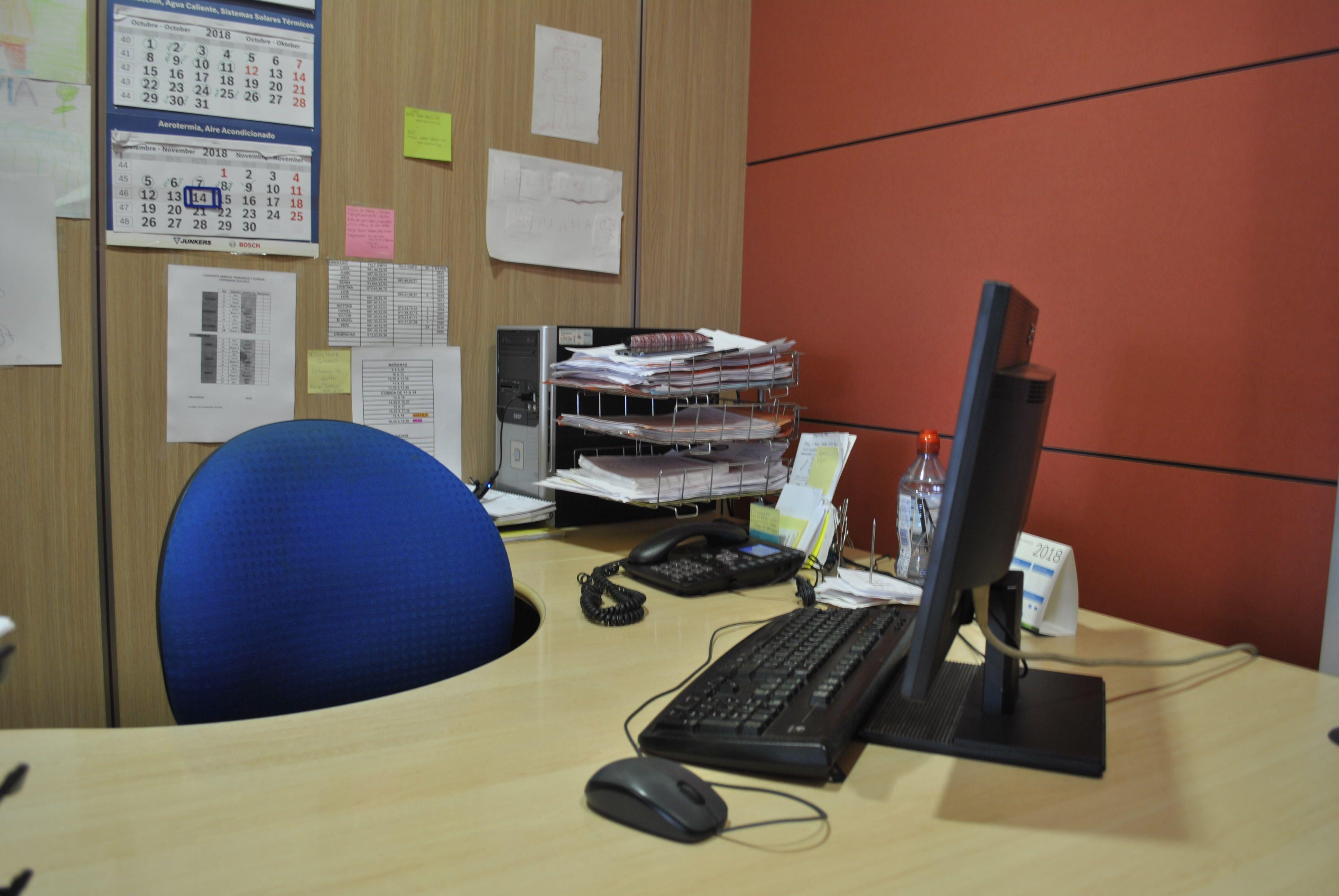 Zona oficina S.A.T Servei
