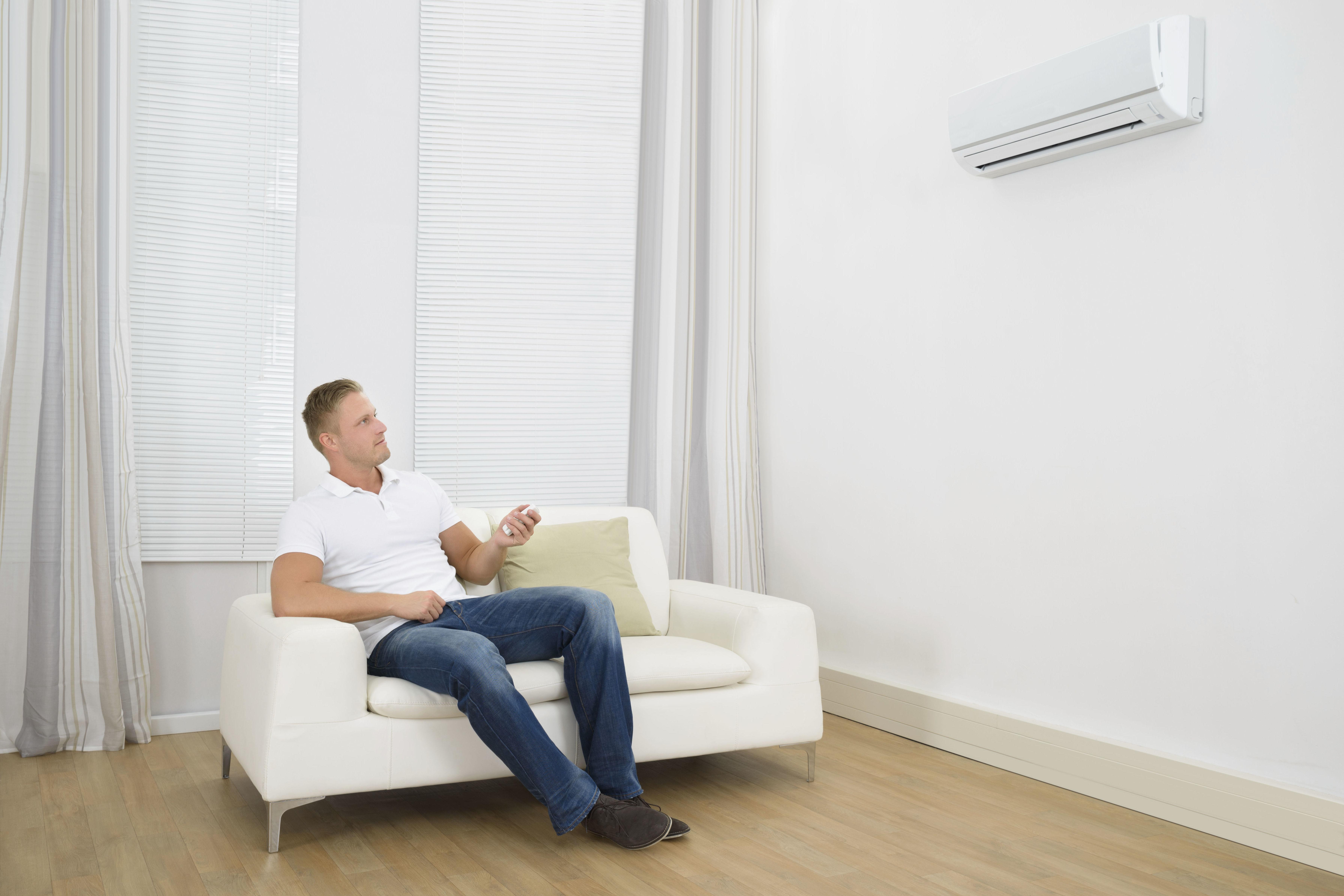 Disfruta del aire acondicionado de forma sostenible