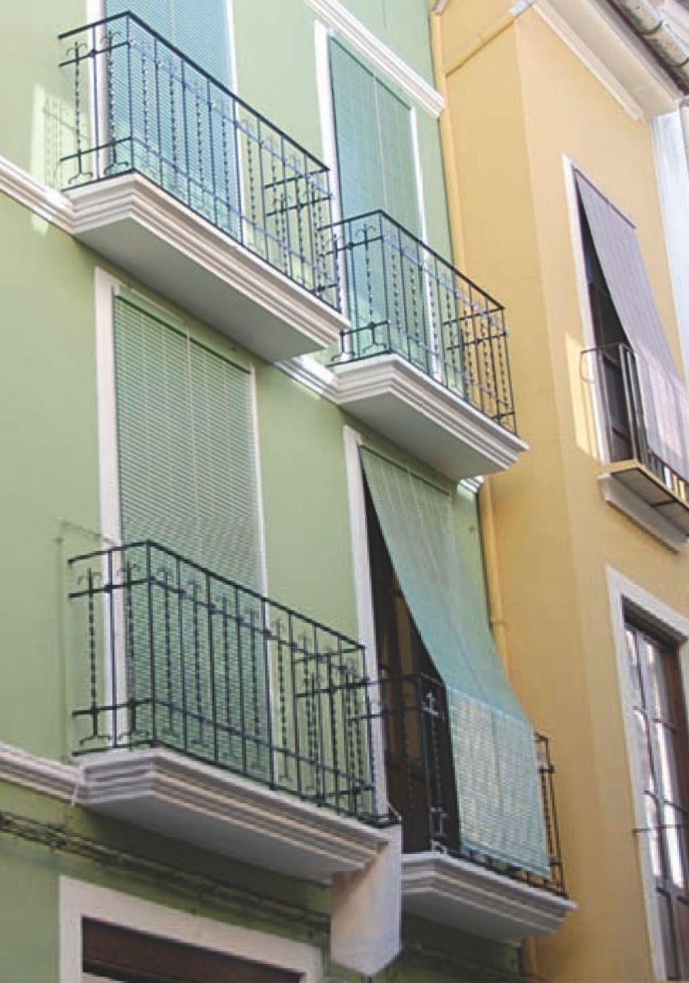 Reparación de persianas exteriores