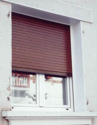Instalación de persianas exteriores