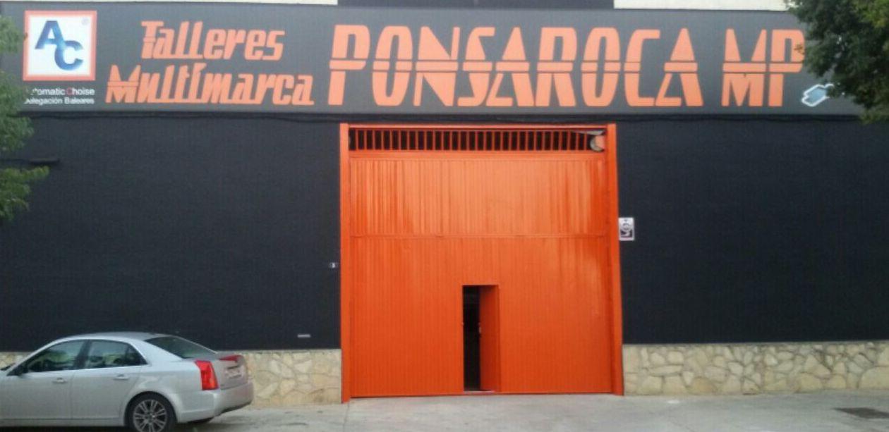 TALLERES PONSAROCA MP GREMI SABONERS 5 PALMA DE MALLORCA