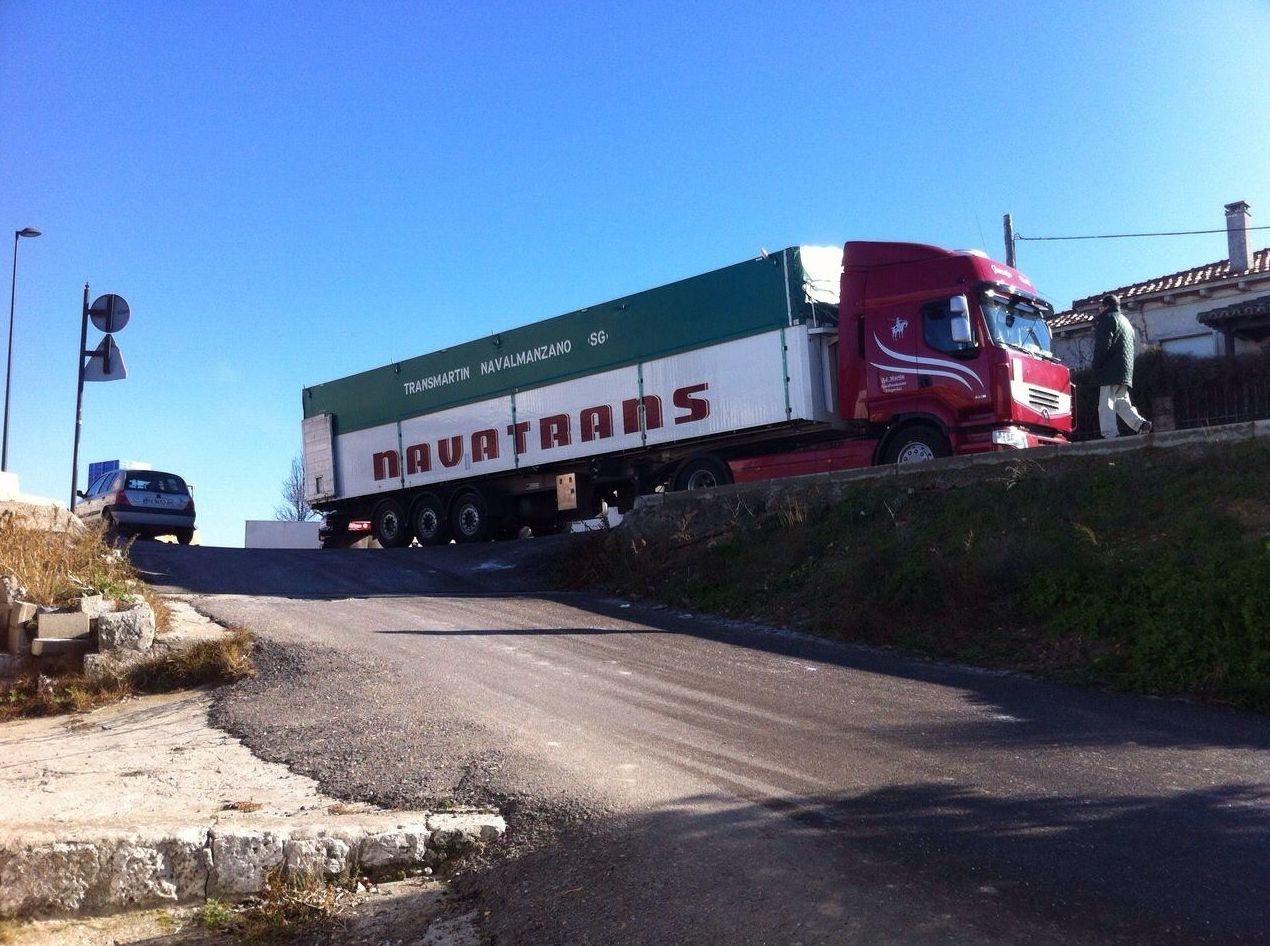Transportes de carga completa