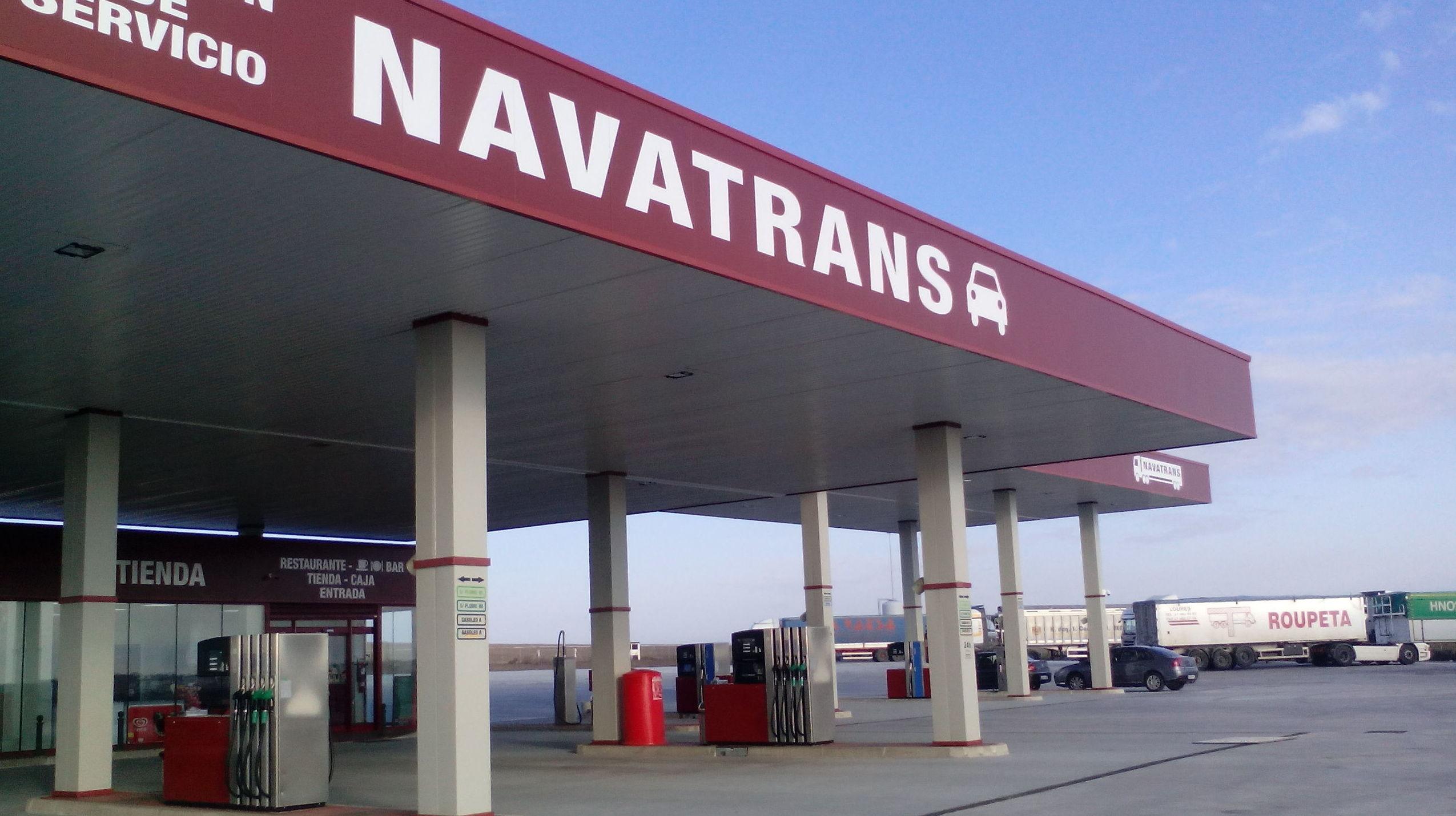 ESTACION DE SERVICIO NAVATRANS