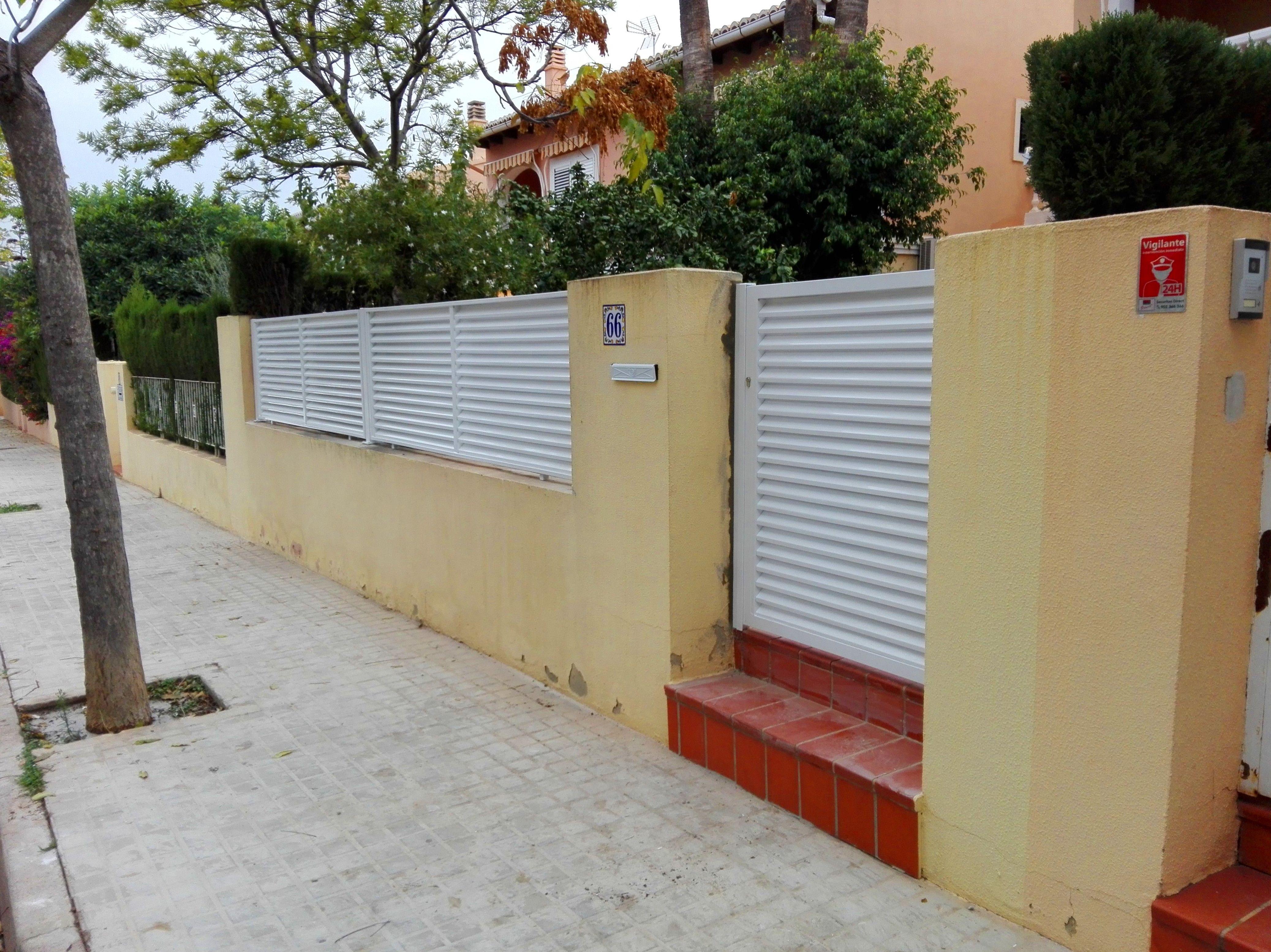 Foto 8 de Cerramientos en Paterna | Carpintería Metálica Rafran