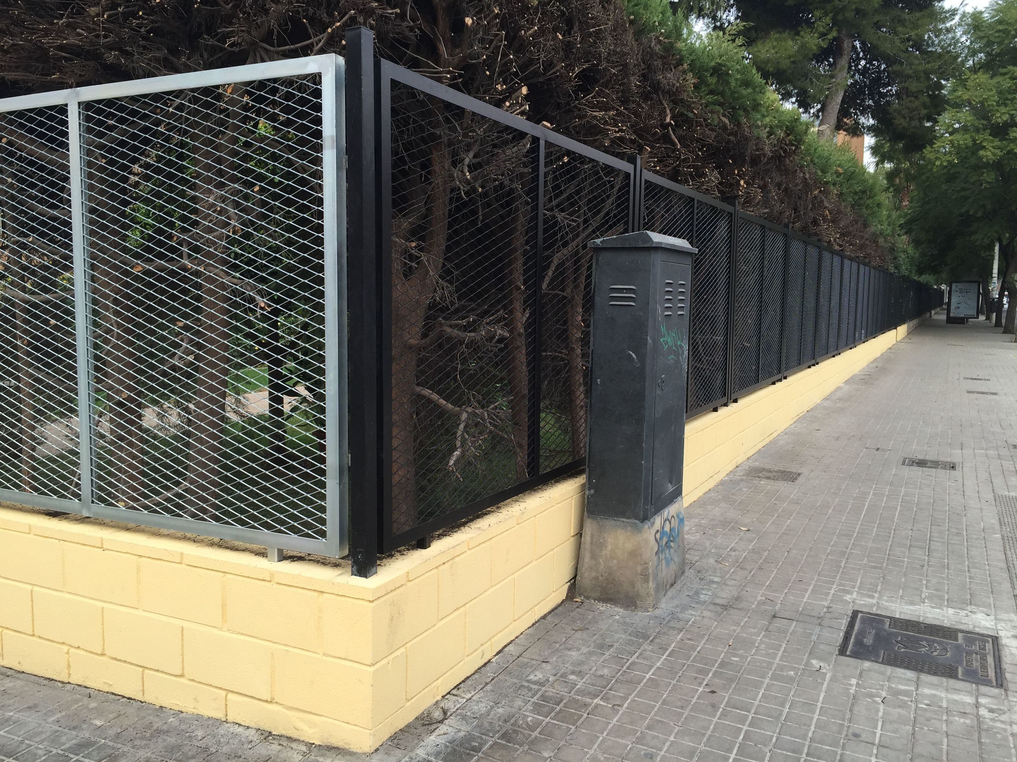 Foto 25 de Cerramientos en Paterna | Carpintería Metálica Rafran