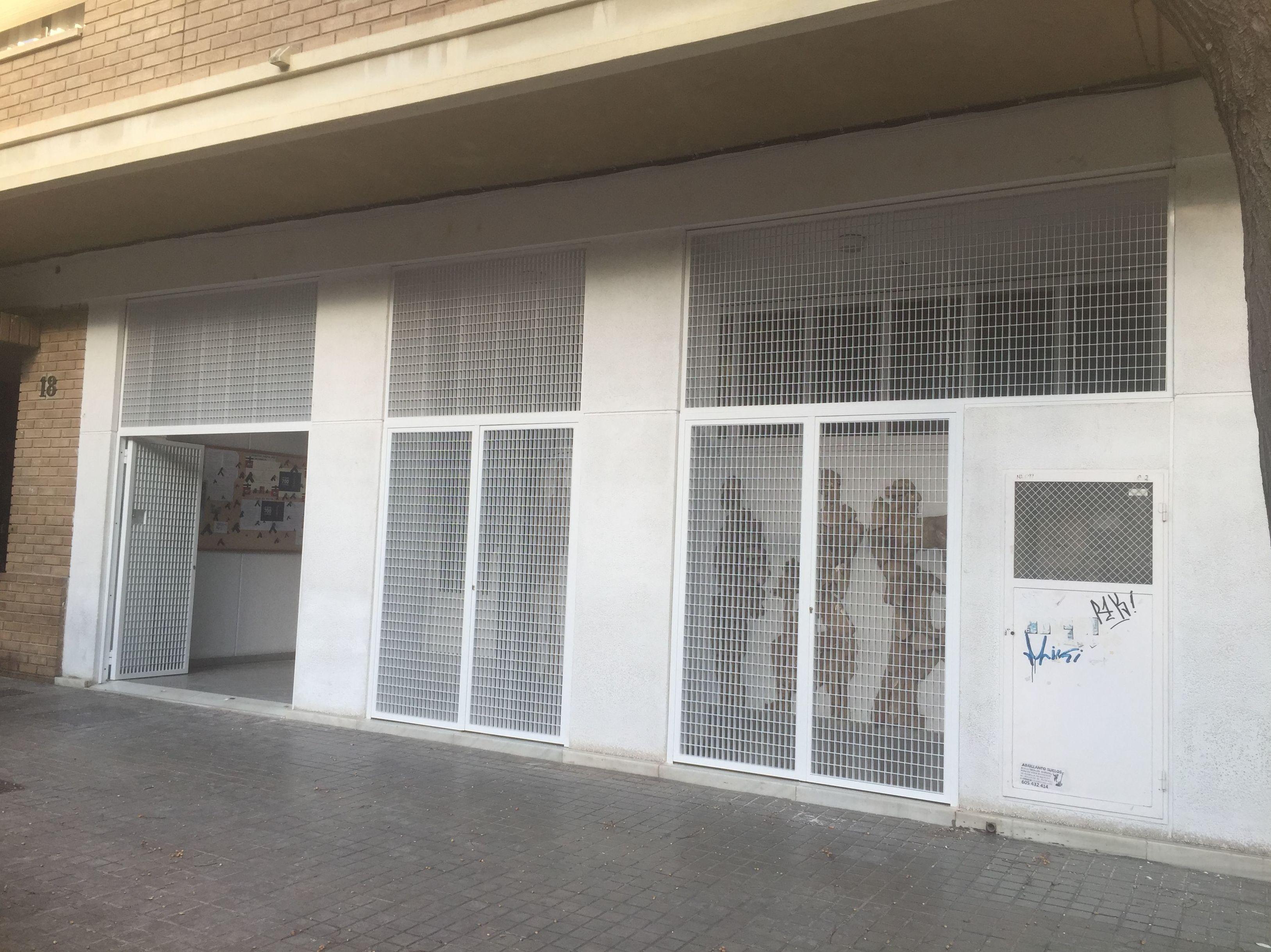 Foto 18 de Cerramientos en Paterna | Carpintería Metálica Rafran