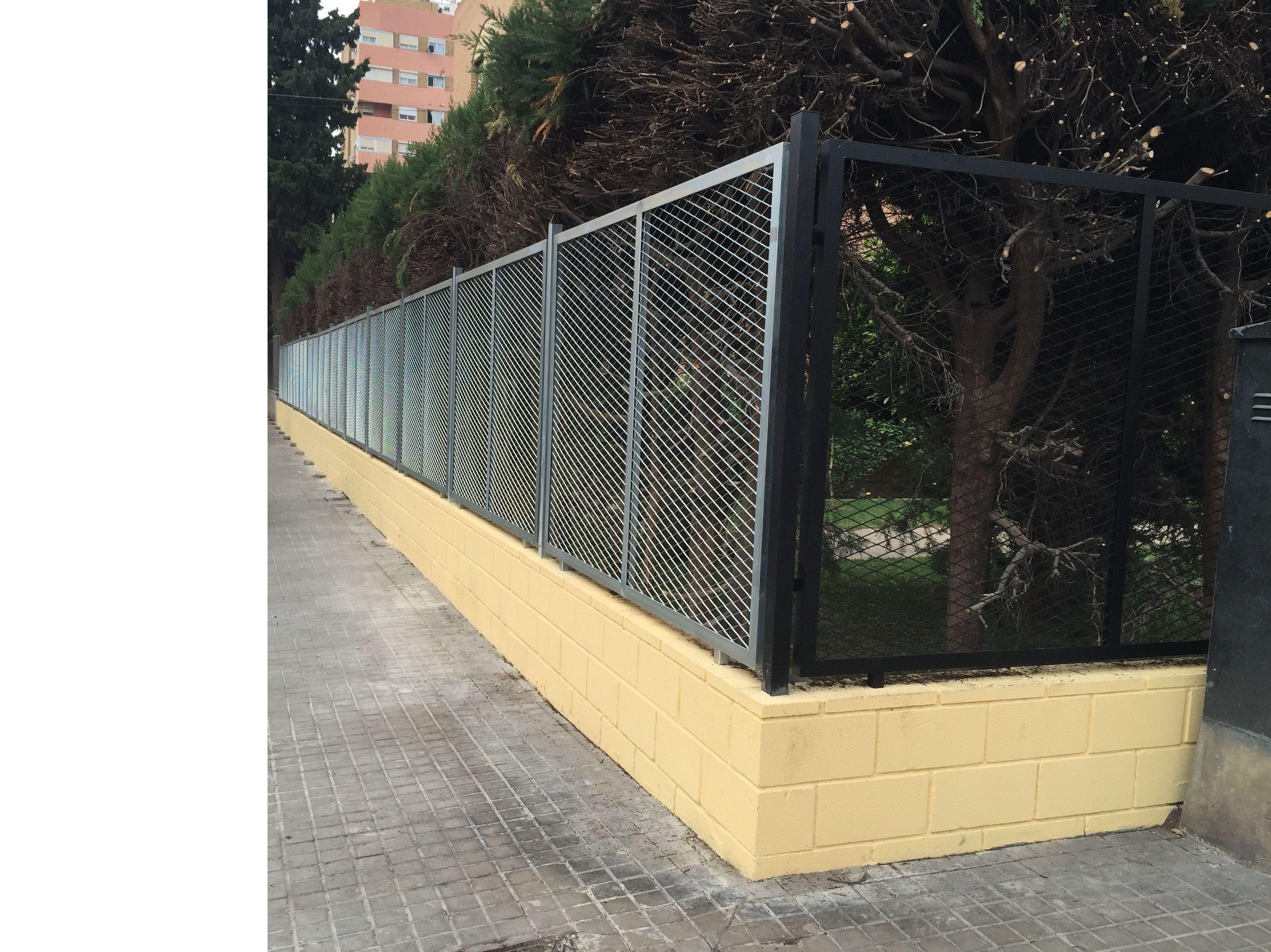 Foto 27 de Cerramientos en Paterna | Carpintería Metálica Rafran