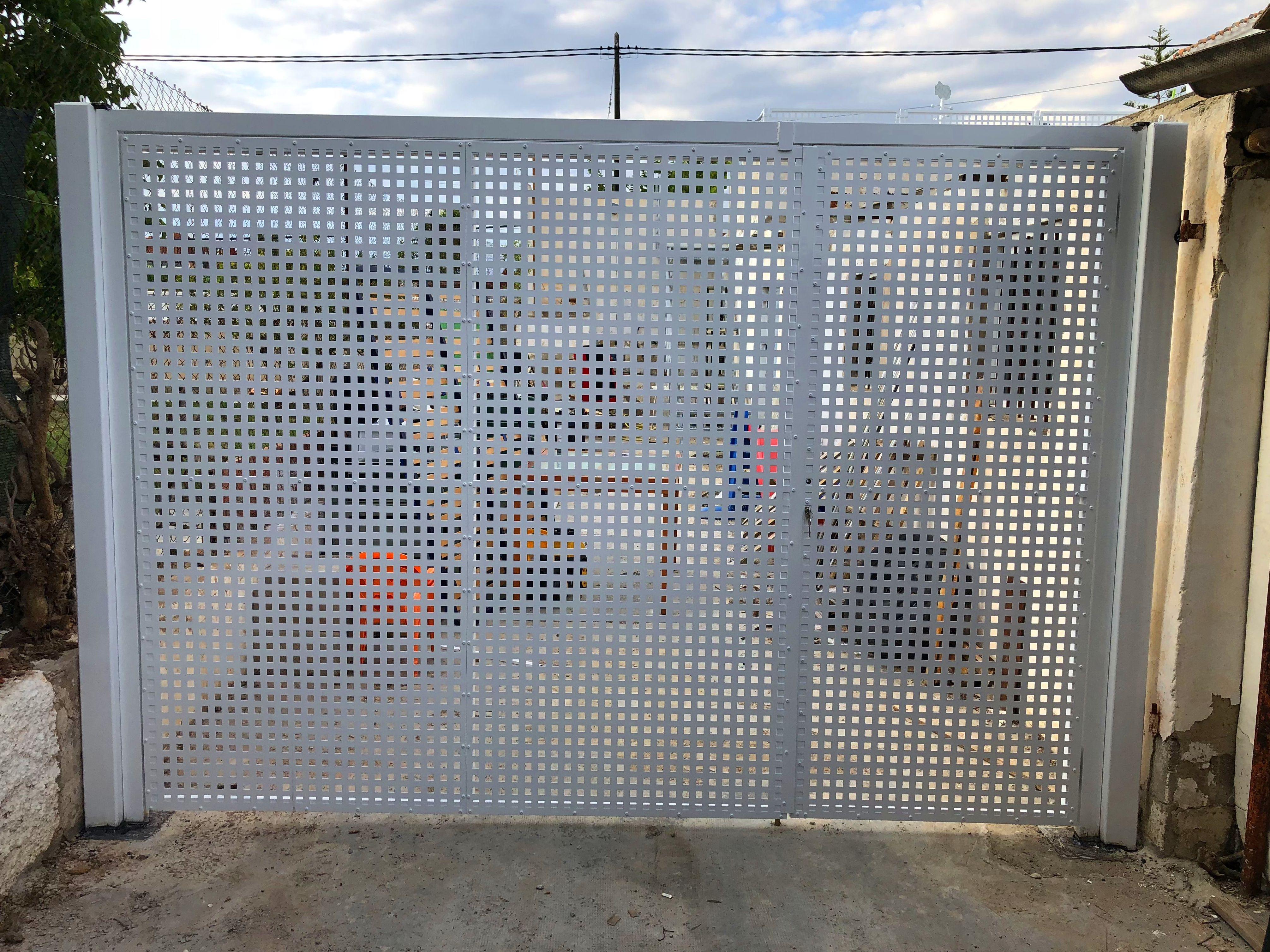 Foto 12 de Cerramientos en Paterna | Carpintería Metálica Rafran