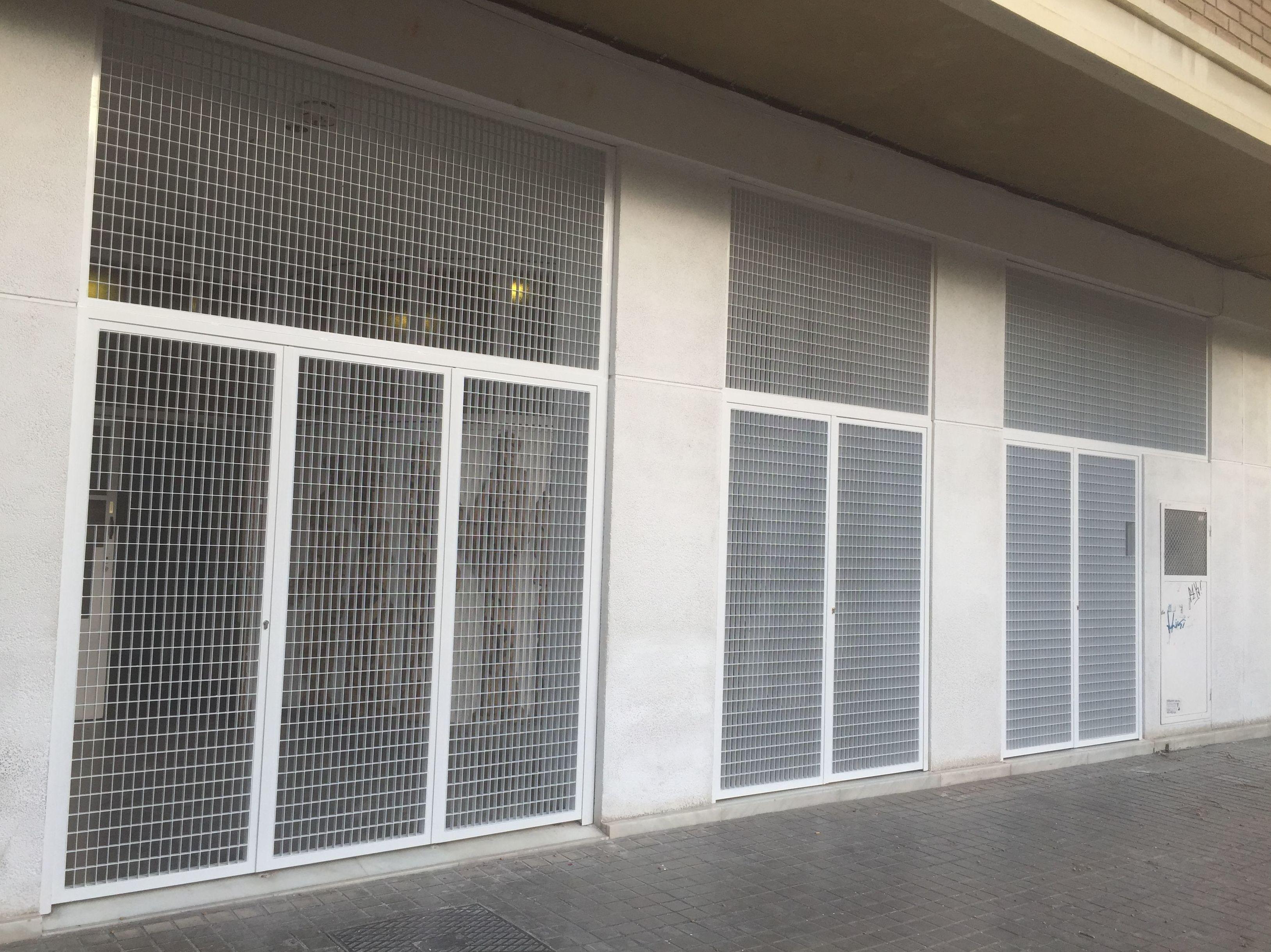 Foto 19 de Cerramientos en Paterna | Carpintería Metálica Rafran