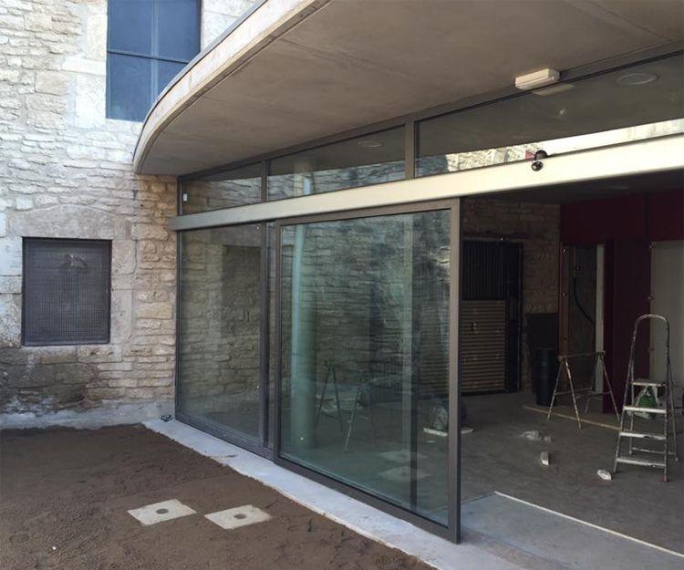 Fabricación e instalación de cerramientos en Girona