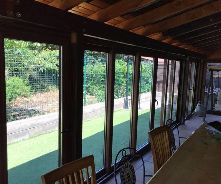 Instalación de cerramientos de aluminio, pvc y vidrio en Girona