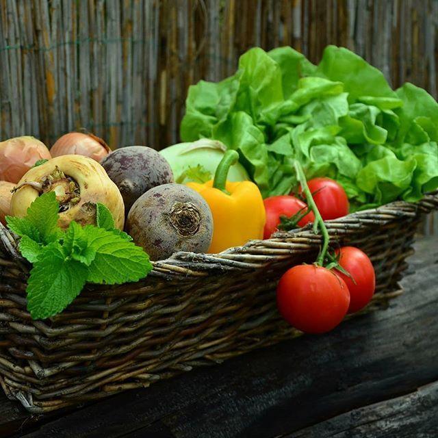 Comida sana y natural