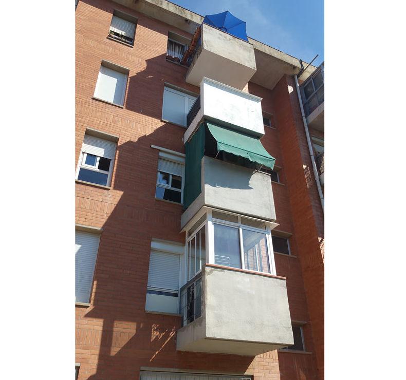 Reparación de fachadas en Mataró