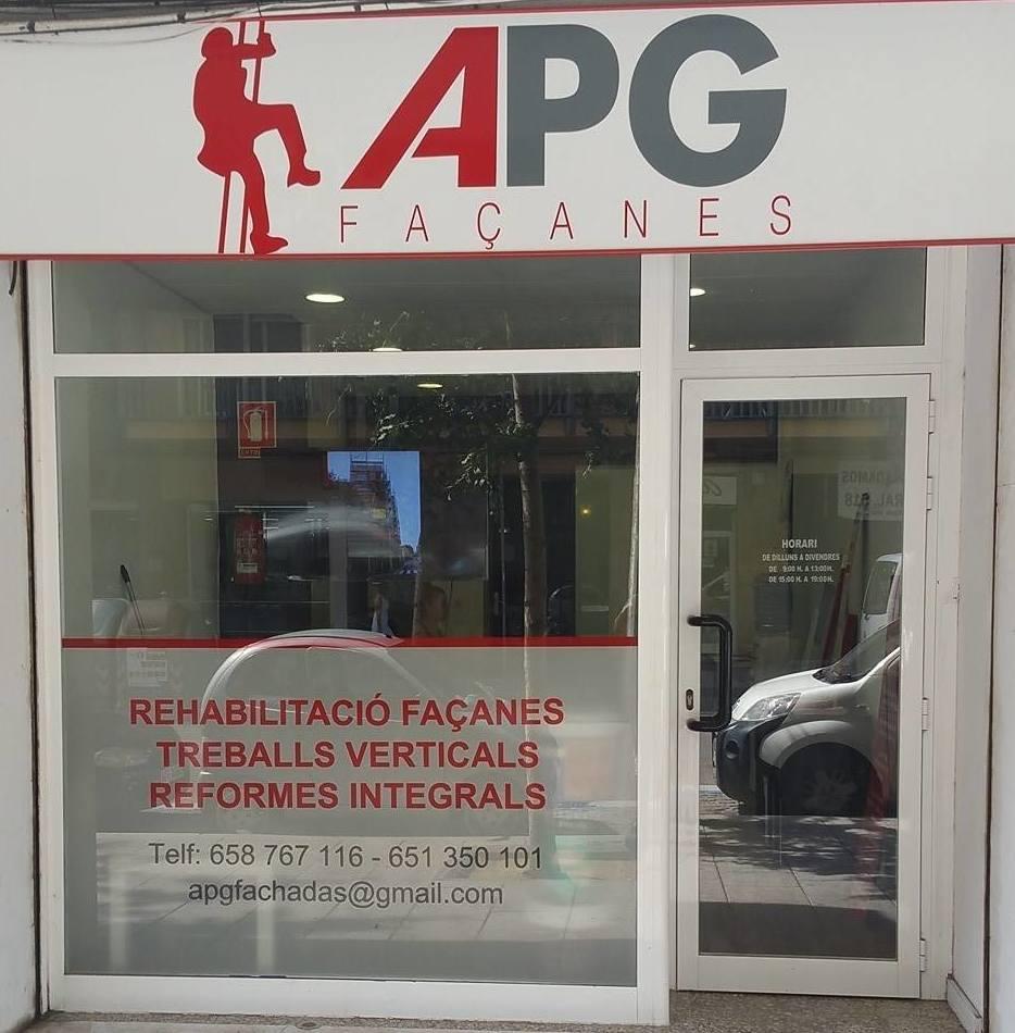 Mantenimiento de comunidades: Servicios de APG Façanes
