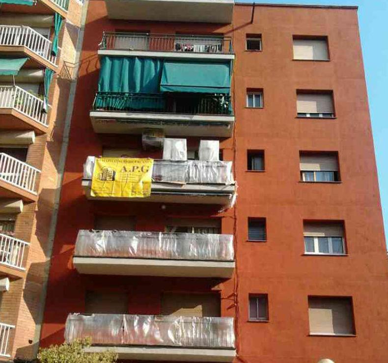 Reformas de fachadas en Mataró