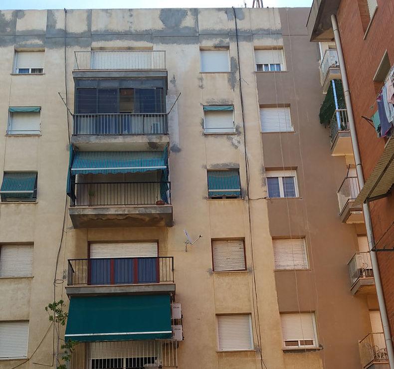 Trabajos de impermeabilización de fachadas en Mataró