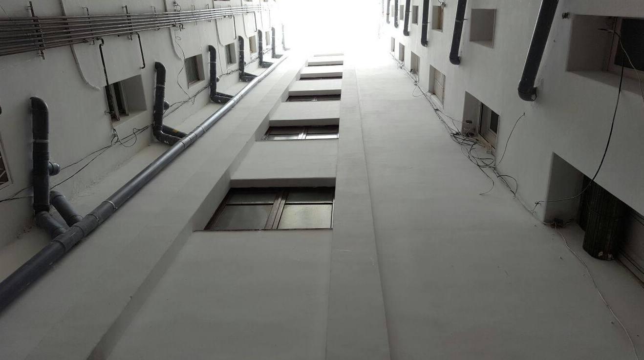 Patios interiores: Servicios de APG Façanes