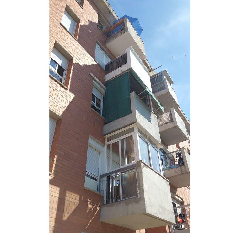 Impermeabilización de fachadas en Mataró