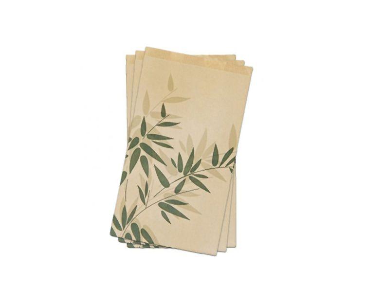 Saco de papel para bollería