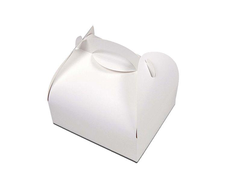 Caja de cartón para pasteleria