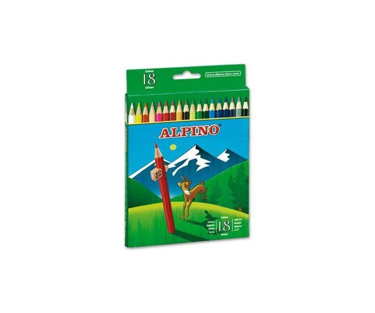 Lápices Alpino