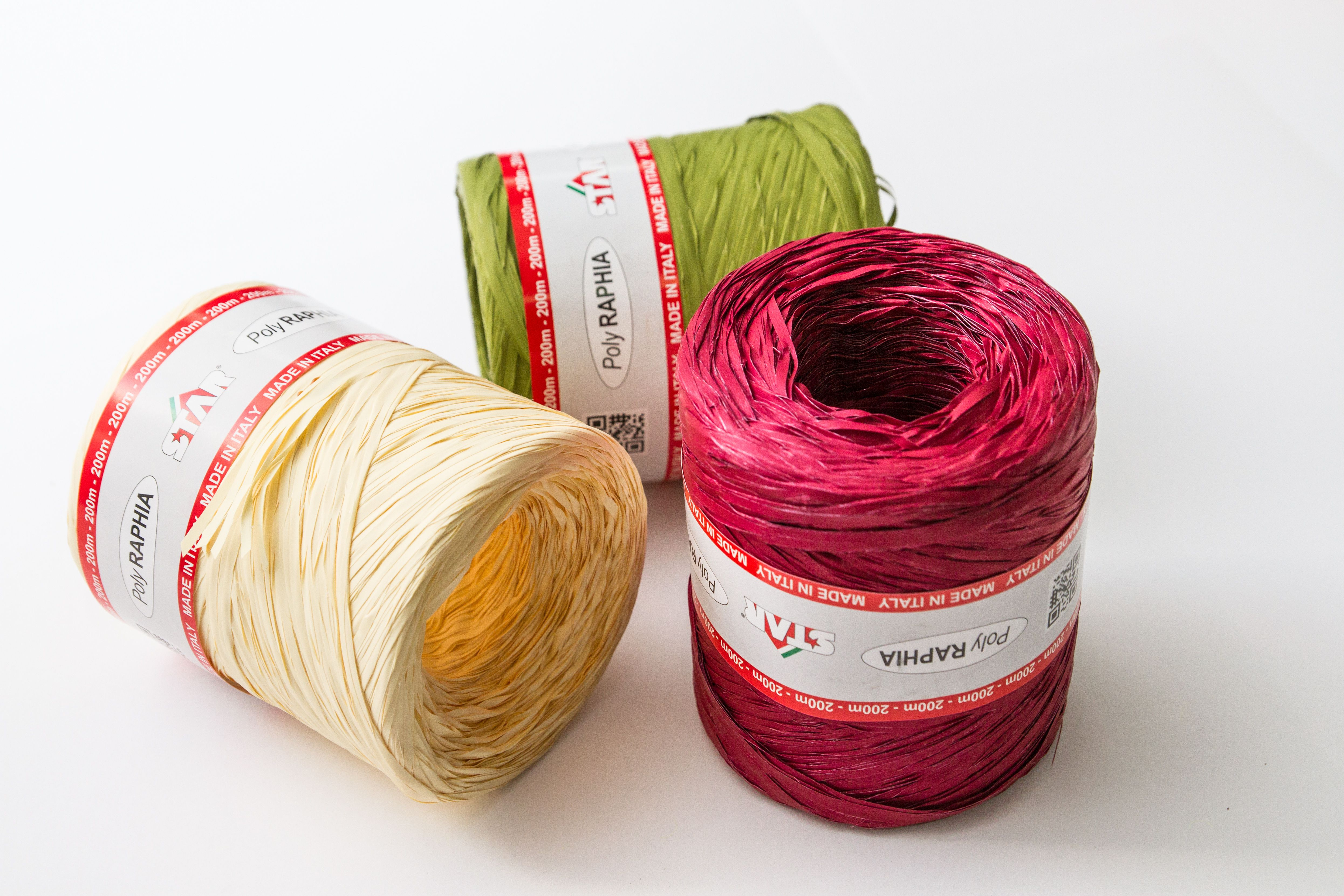 Cintas para embalar de diferentes texturas y colores
