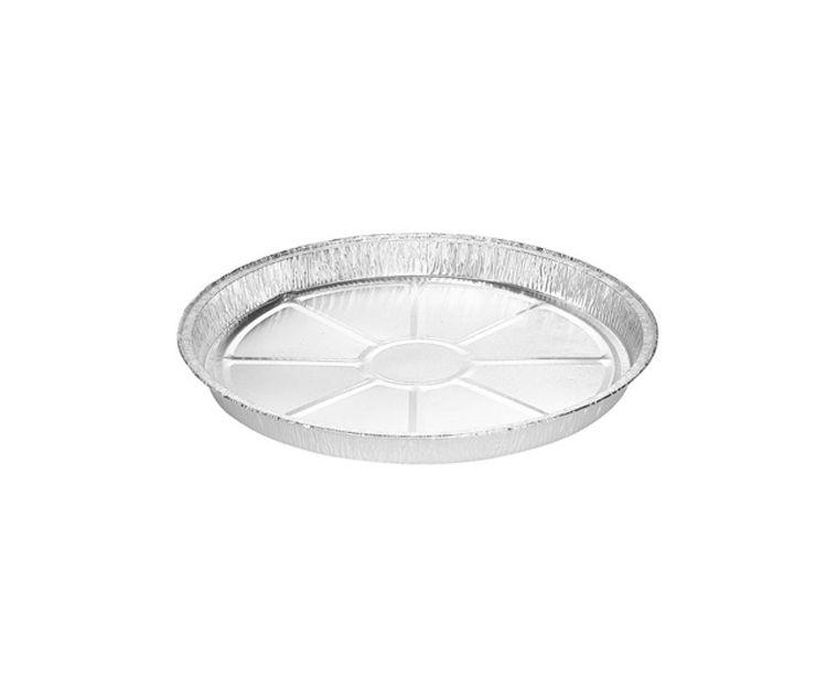 Bandeja de aluminio redonda
