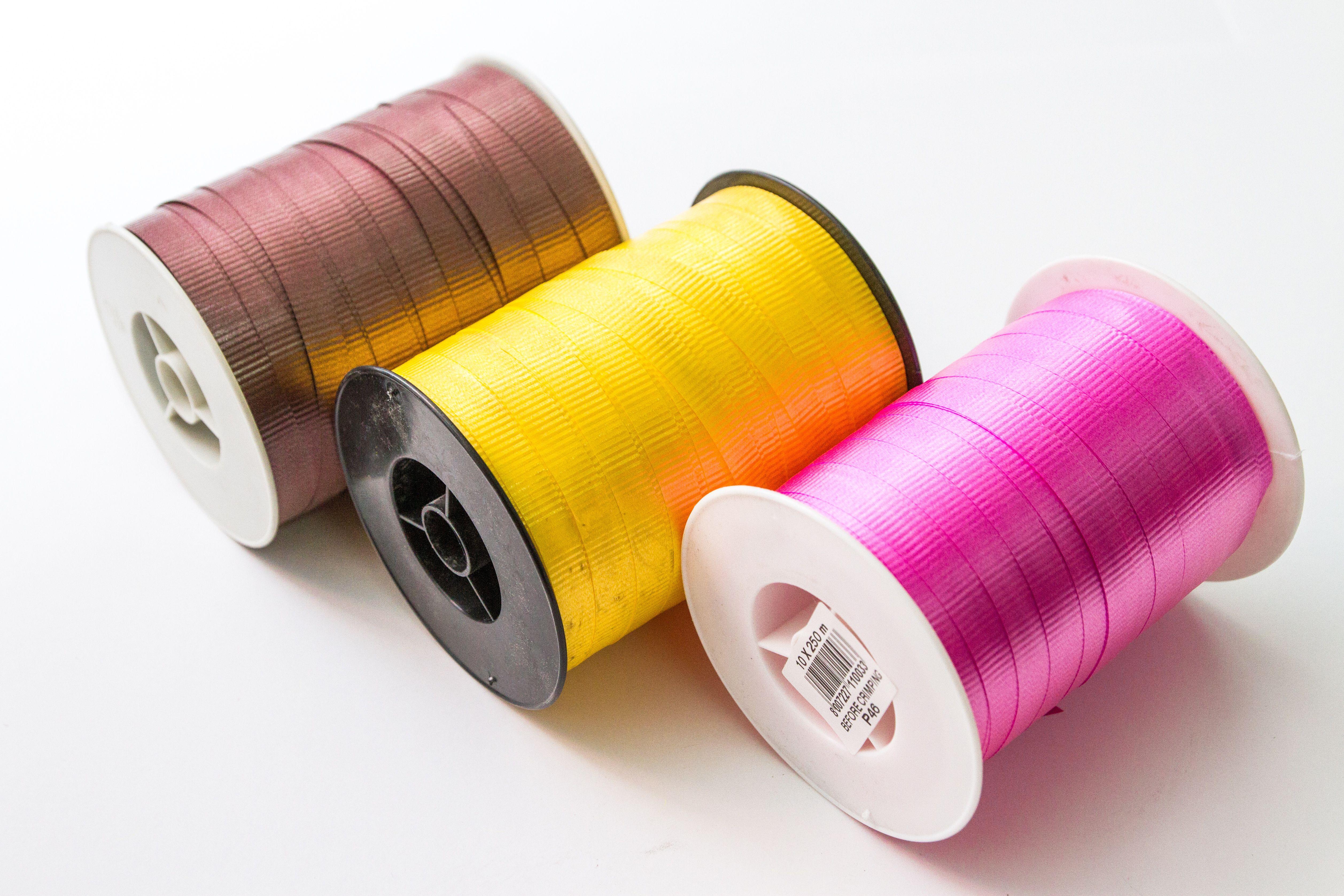 Cintas de embalaje con distintos colores