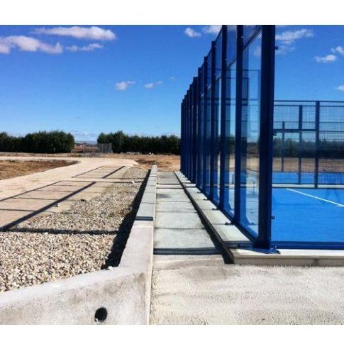 Pistas deportivas: Nuestros Servicios de Técnicos en Firmes y Obras