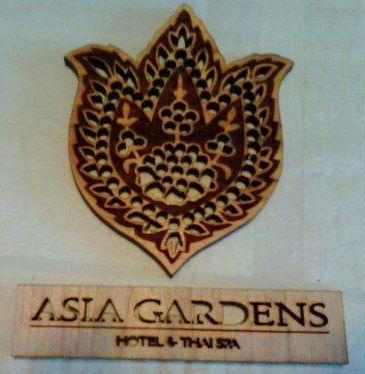 TRABAJO PARA HOTELES ASIA GARDENS
