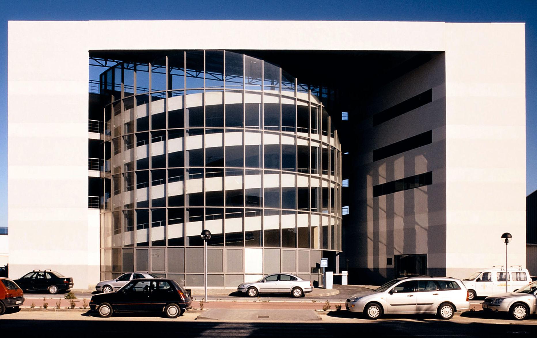 fachada de una de las cabeceras