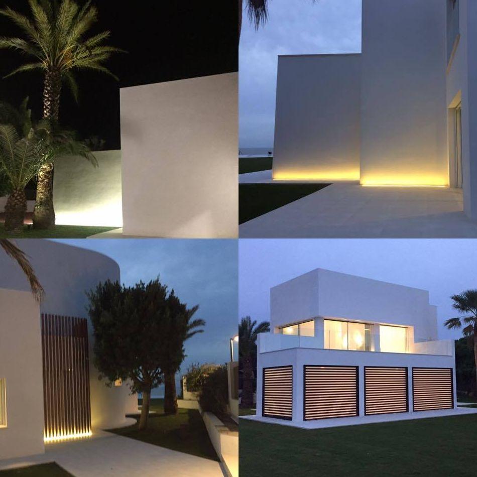 Juegos de luz. Arquitectos en Cádiz
