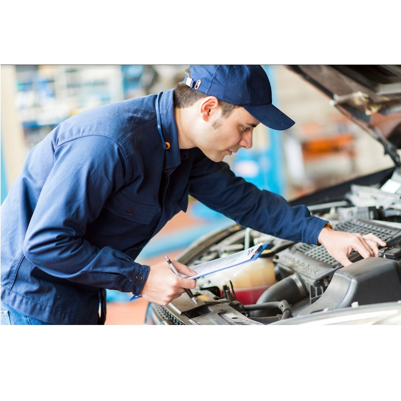 Reparaciones mecánicas: Servicios  de Talleres Reyes