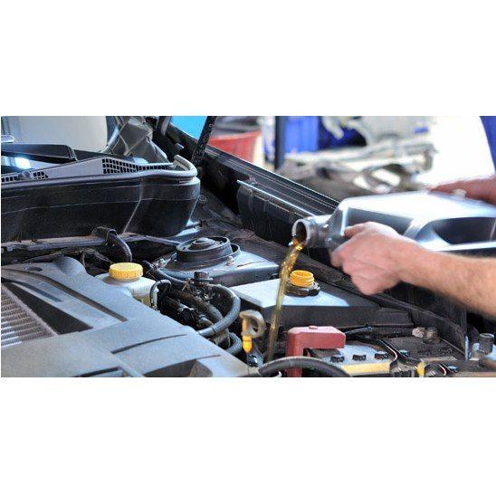 Cambio de aceite y filtros: Servicios  de Talleres Reyes