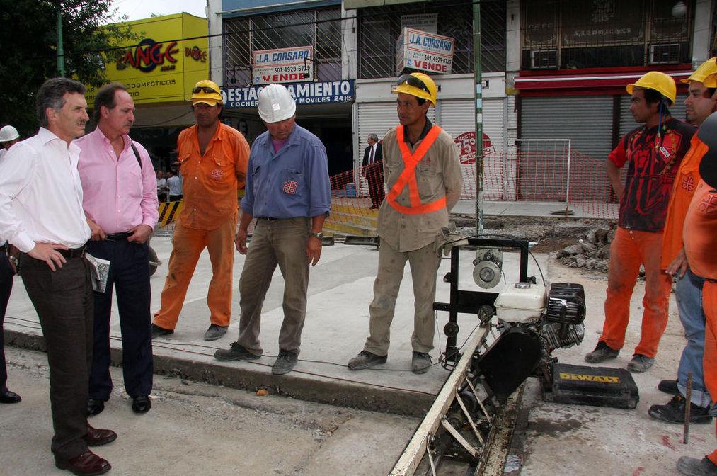 Dirección de obra: Servicios de Lu & Machi Arquitectura y Urbanismo