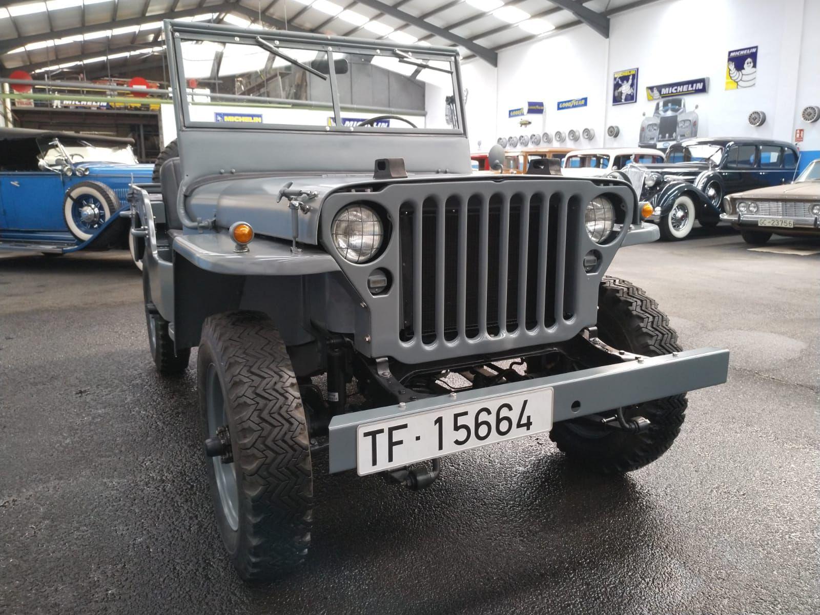 JEEP WILLYS: Nuestros vehículos de HM LUXURY TRANSPORT