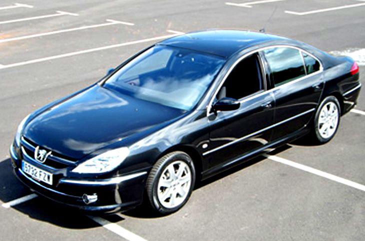 Peugeot 607: Nuestros vehículos de HM LUXURY TRANSPORT