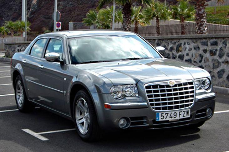 Alquiler de coches VIPS con conductor en Tenerife
