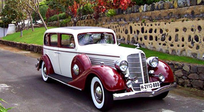 Antiguos - Buick 1934: Nuestros vehículos de HM LUXURY TRANSPORT