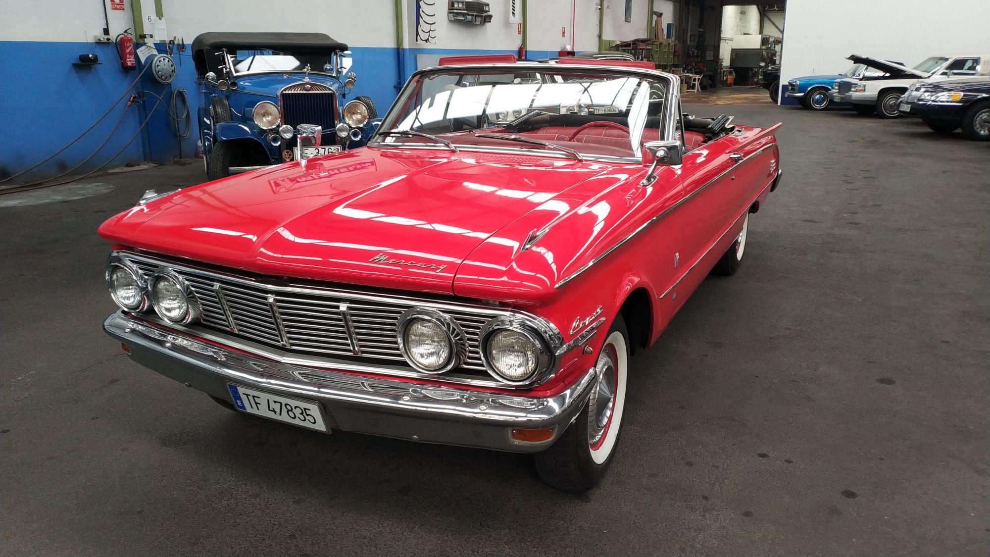 Ford Mercury 1962: Nuestros vehículos de HM LUXURY TRANSPORT