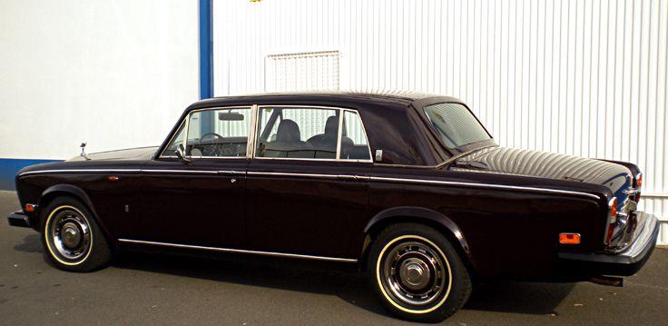 Rolls Silver Shadow (1975): Nuestros vehículos de HM LUXURY TRANSPORT