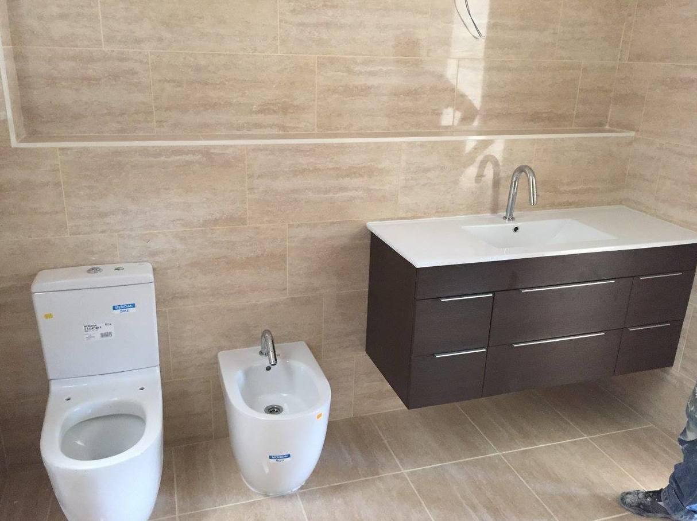 Reforma de baño principal