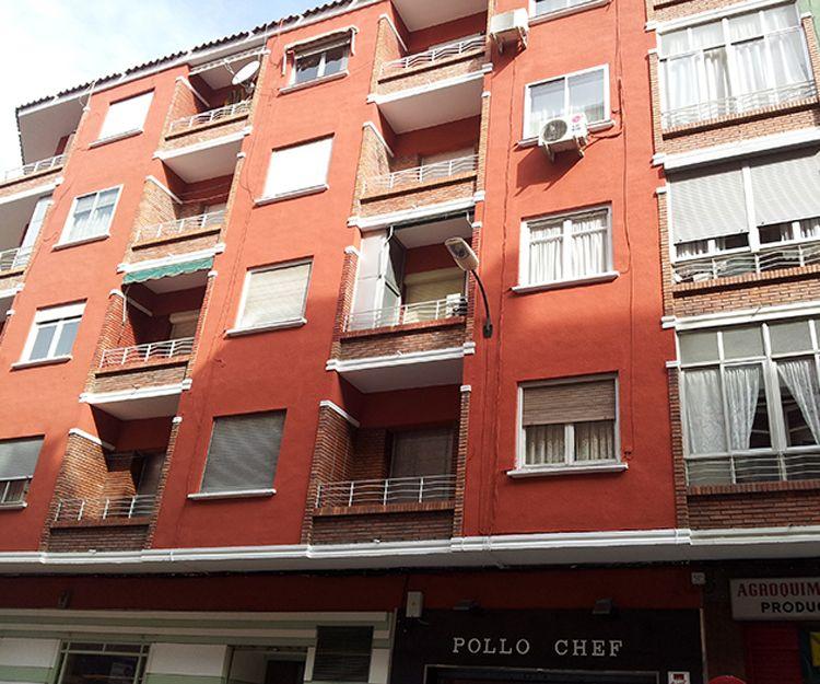 Restauración de fachadas en Zaragoza