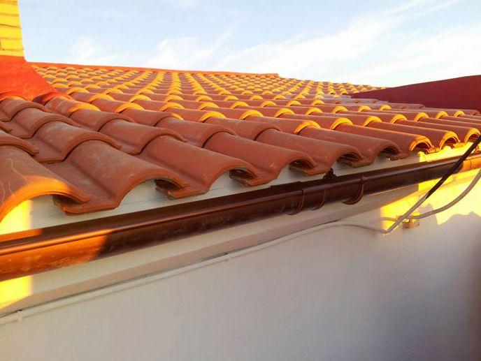 Impermeabilizaciones de terrazas y tejados: Servicios de Rehabilitaciones Manzano
