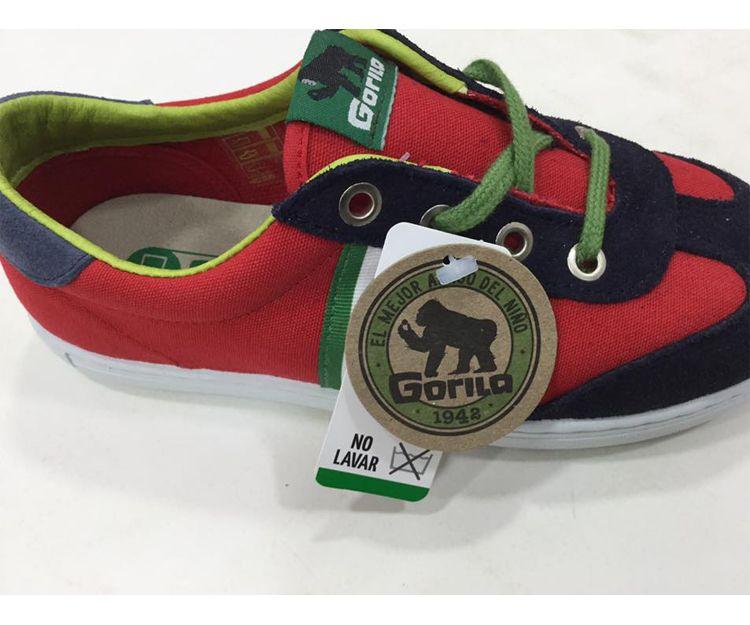 Zapatillas Gorila