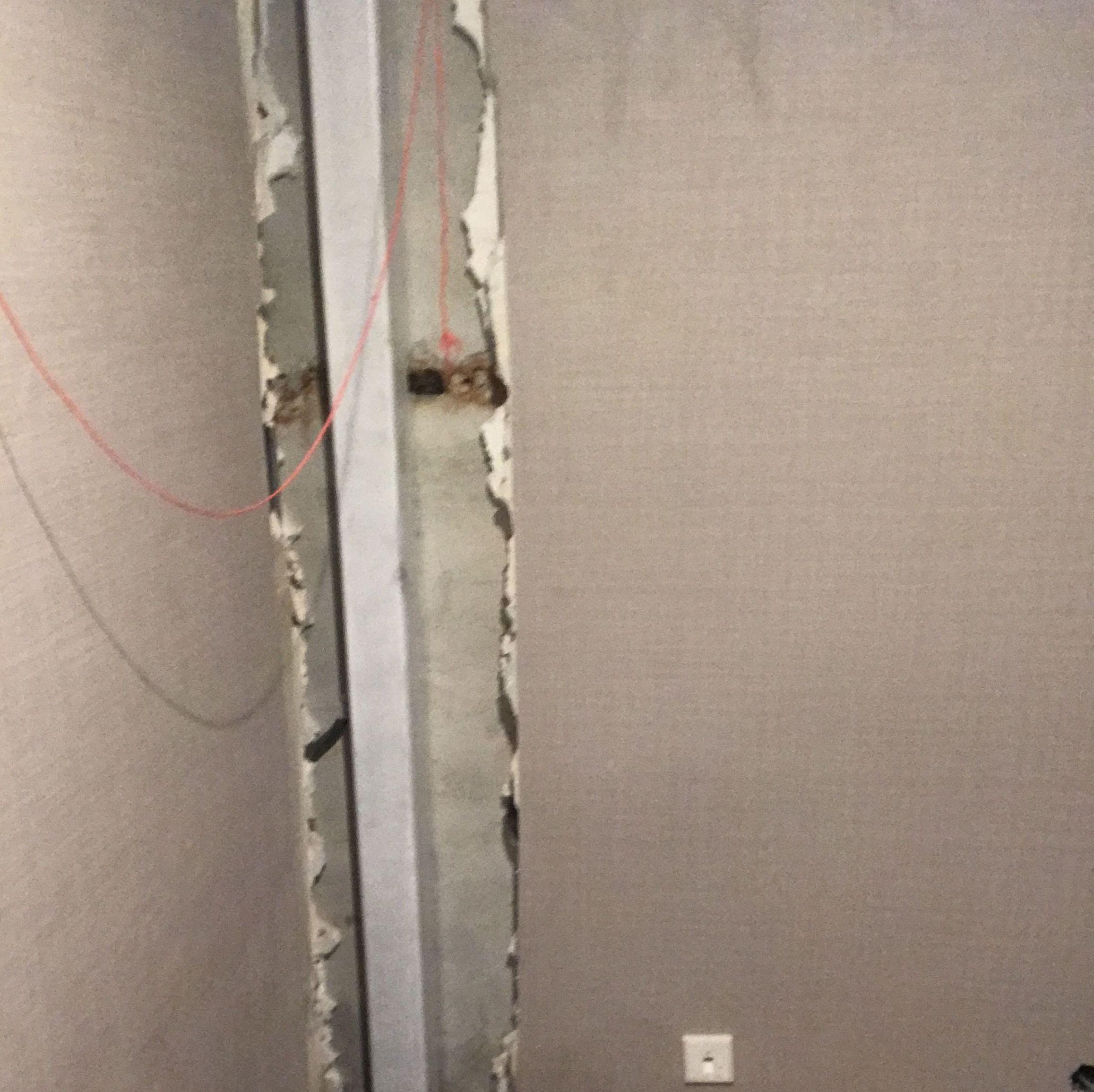 Reestructura metálica en interior de edificios. La Moraleja (Madrid)