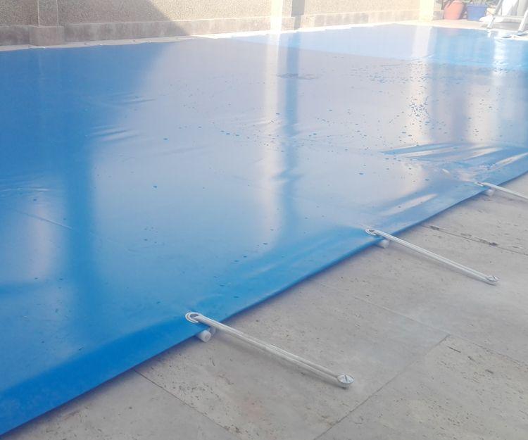 Protectores para piscinas