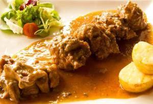 Carnes: Carta de Restaurante Tapería 8º Arte
