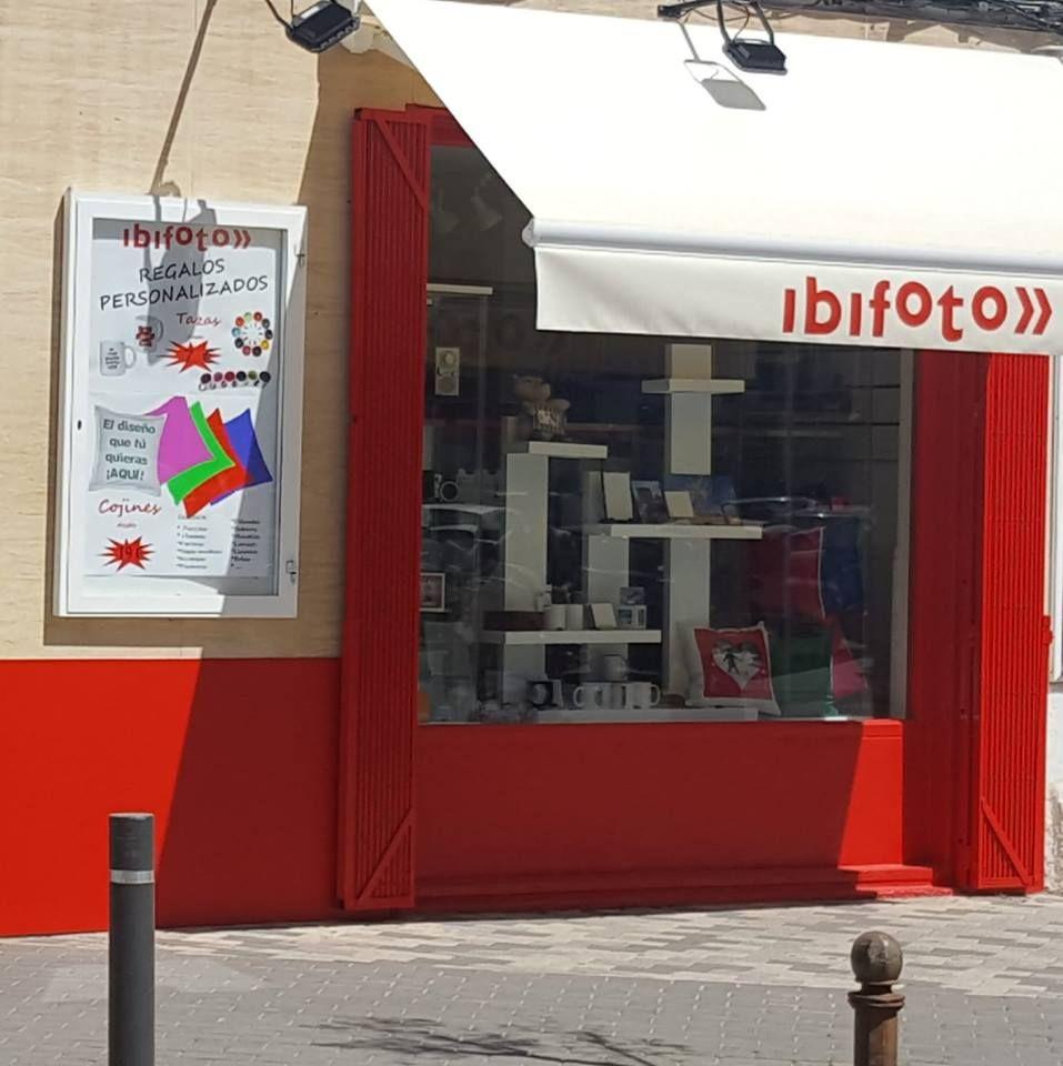 Tienda de fotografía en Ibiza