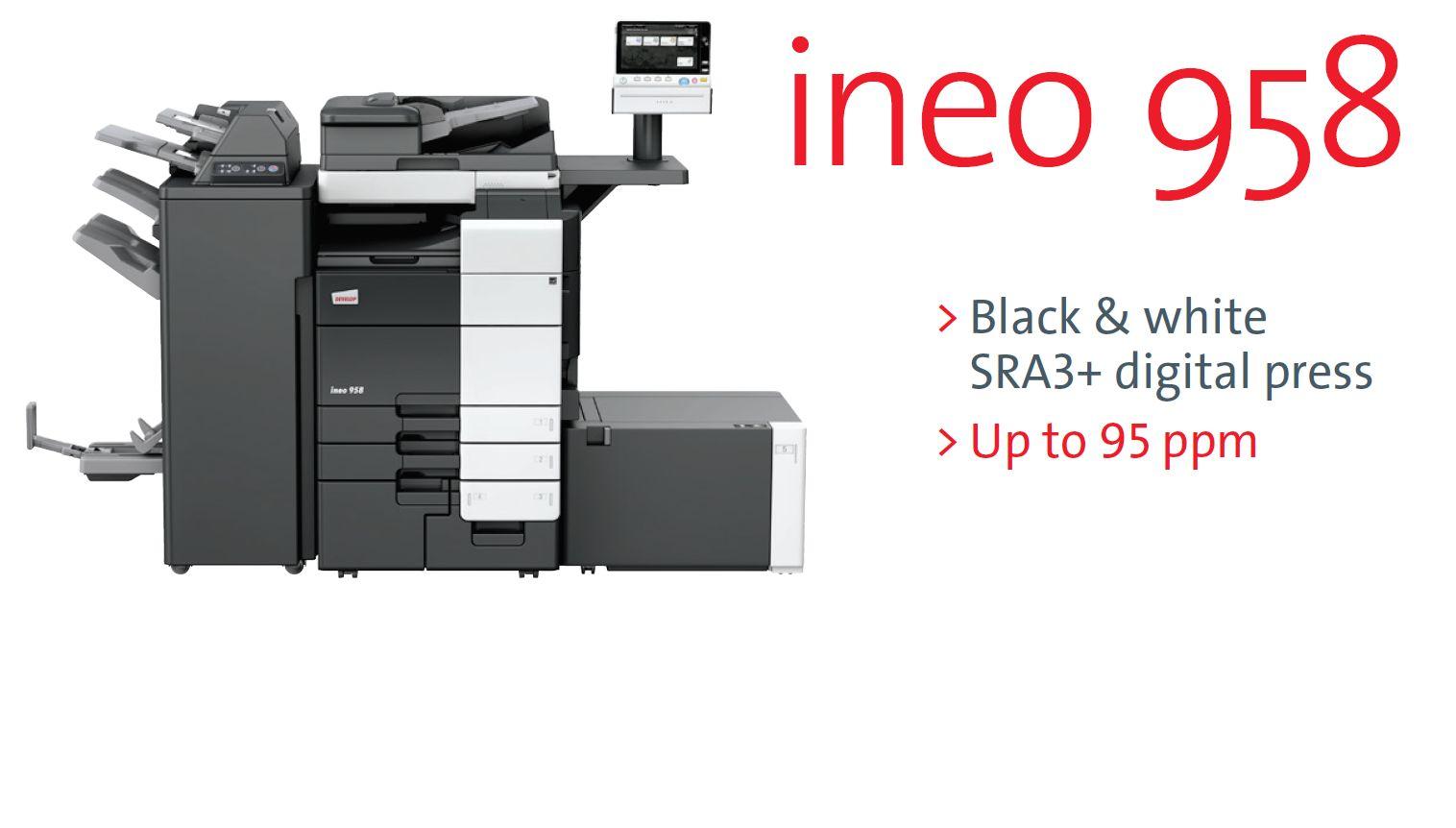 Especialistas en fotocopiadoras